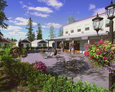 River's Edge Resort Fairbanks Hotel