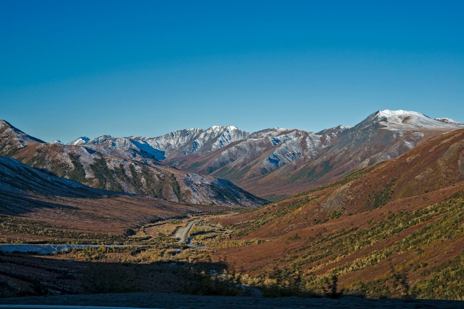 Alaskan Mountains Fairbanks Tours