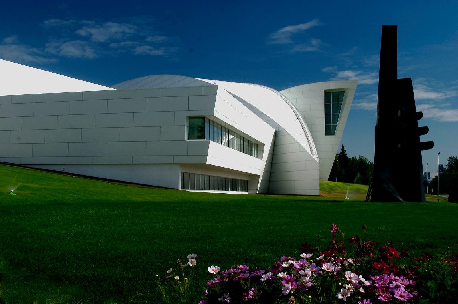 University of Alaska Museum of the North - Fairbanks Tours