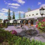 River's Edge Resort Fairbanks Hotel