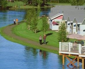 River S Edge Resort Fairbanks Alaska Unique Resort Property
