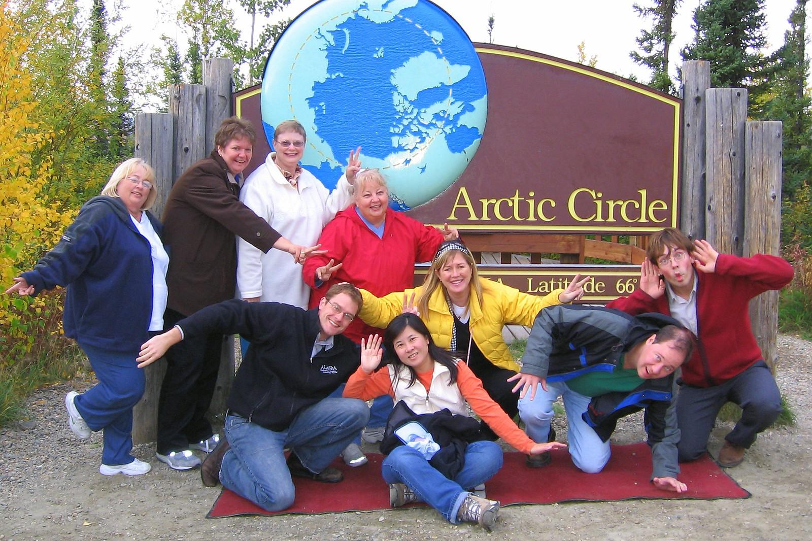 Arctic Circle Fairbanks Tours