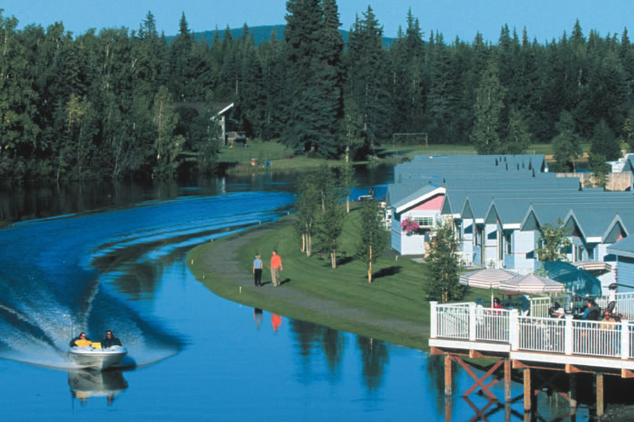 River's Edge Resort - fairbanks hotel